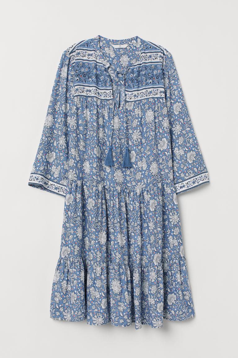 zum halben Preis Qualität 50% Preis Kleid mit Bindebändern