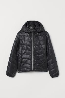 25c1e3f4bf90 Верхняя одежда для девочек - В магазинах или онлайн | H&M RU