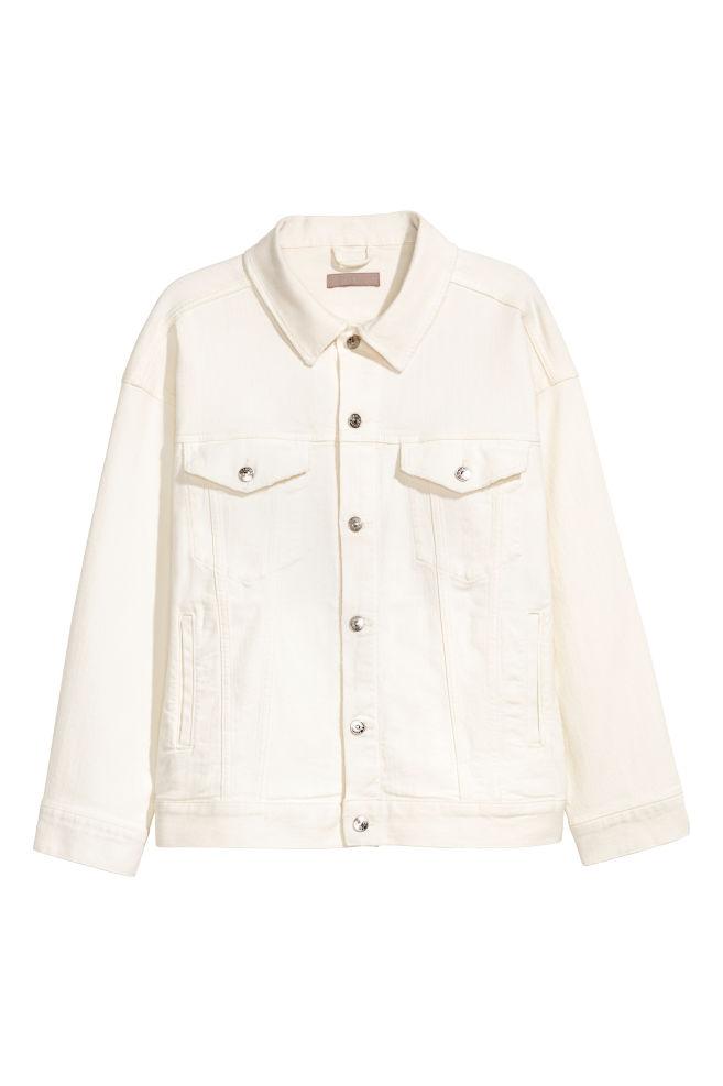 b07bd0aae H&M+ Denim jacket