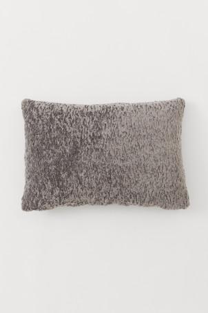 Pile Cushion Cover