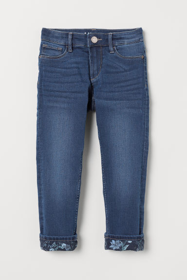 Skinny Fit Generous Size Jeans - Denim blue - Kids | H&M