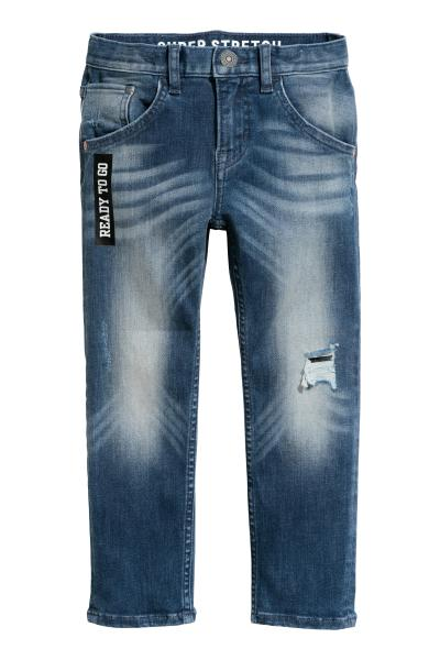 H&M - Superstretch Slim fit Jeans - 1