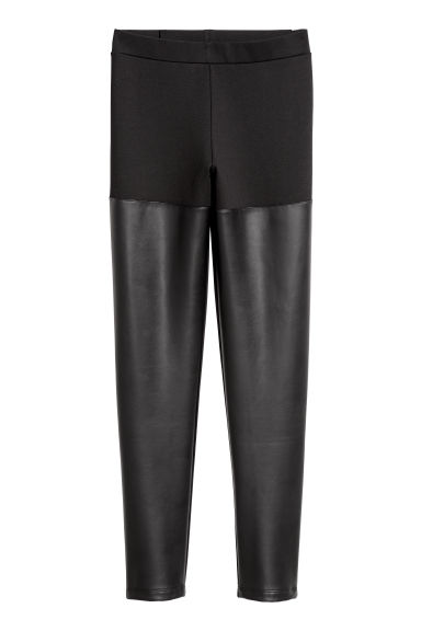 Leggings - Black -  | H&M CN
