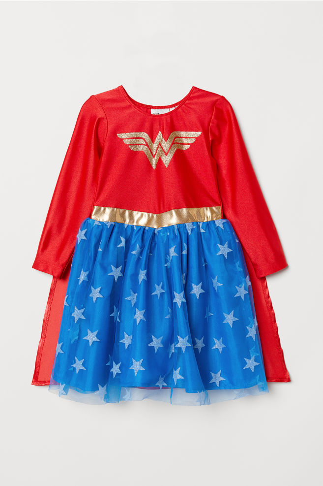 dcc22bc14 Superhero costume - Red/Wonder Woman - Kids | H&M 1