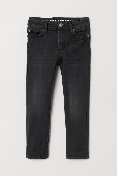 Superstretch Skinny Fit Jeans - Black -  | H&M US