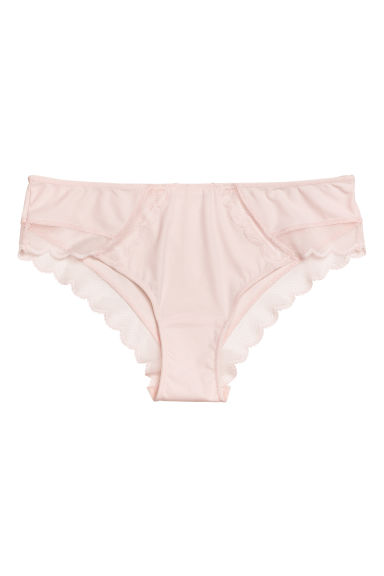 Microfibre hipster briefs - Powder pink -  | H&M IE