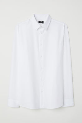 535f4422d89ba Men's Shirts | Dress, Flannel & Casual | H&M