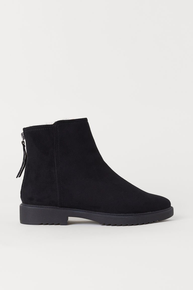 Warm-lined Boots - Black - Ladies | H&M US