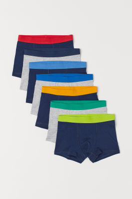 dc20a99f128d 7-pack Boxer Shorts