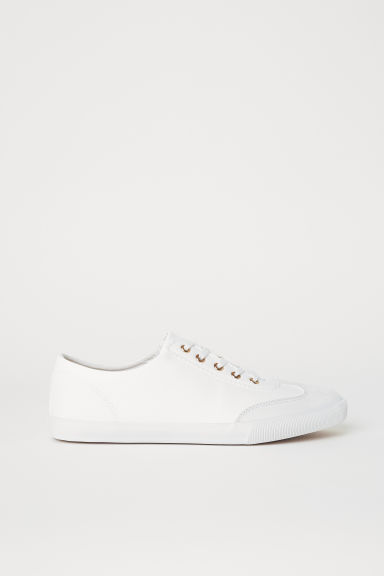 Sneakers - Wit - DAMES | H&M BE
