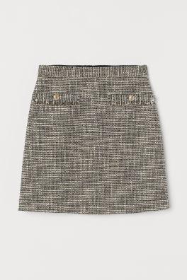 02ec9bbb6 Skjørt – dameklær – shop online | H&M NO