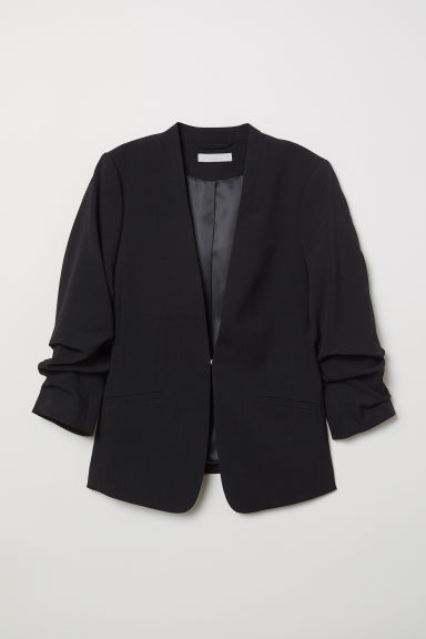 Blazer - Zwart - DAMES | H&M BE