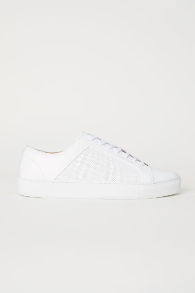 Baskets - Blanc -  | H&M FR