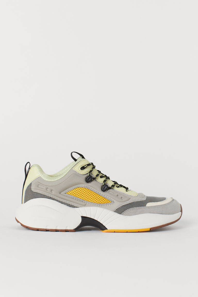 Trainers - Grey/Multicoloured -  | H&M GB