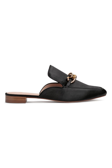 Slip-on loafers - Black -  | H&M