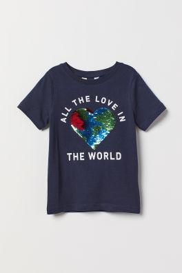 Tops und T-Shirts für Jungen – Größe 92-140   H M DE 57e9d177d7