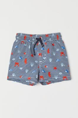 Zwembroek Maat 86.Babyzwemkleding Jongens Maat 68 98 Shop Online H M Nl