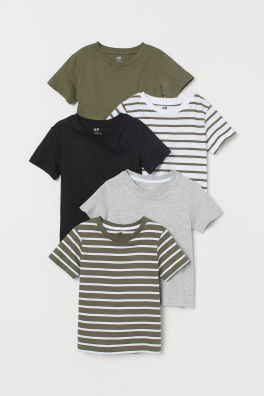 38cd9c53 Boys Tops & T-shirts - 1½ - 10 years - Shop online | H&M GB