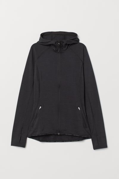H&M - Hooded fleece jacket - 5