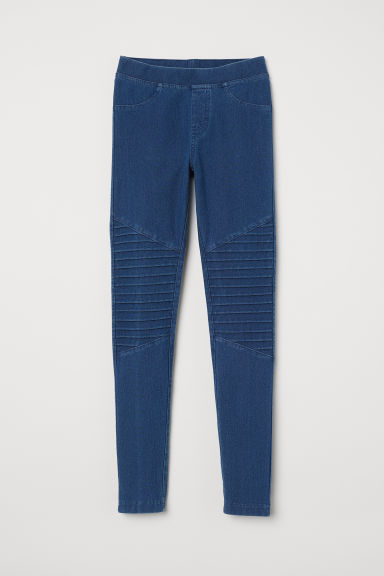 Leggings - Dark blue - Kids | H&M