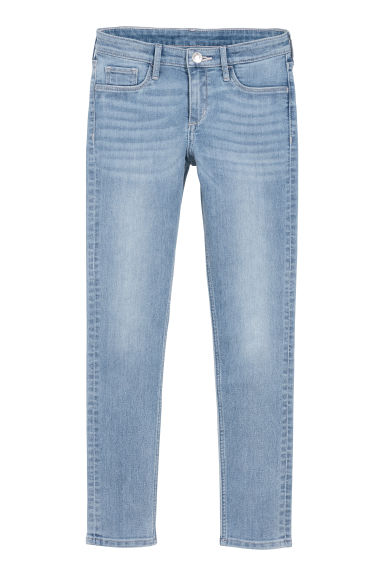 Superstretch Skinny Fit Jeans - Albastru-denim - COPII | H&M RO