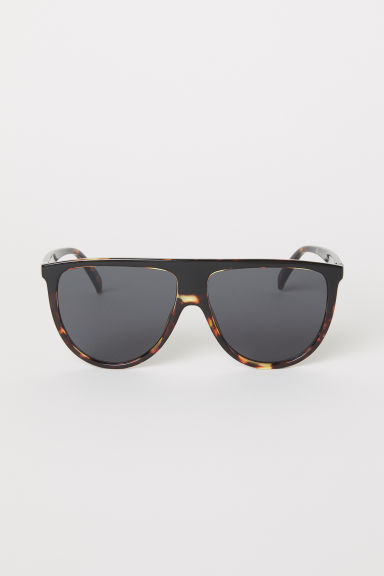 Sunglasses - Black/Patterned - Ladies | H&M CN
