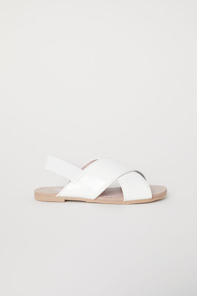 Sandals - White - Kids | H&M CN