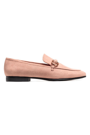 Loafers - Powder pink -  | H&M