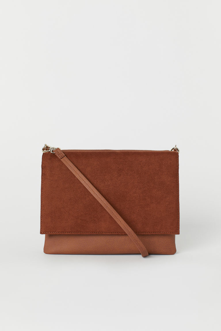 Shoulder bag - Brown -  | H&M