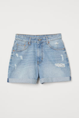 Shorts For Women | High-Waisted & Jean Shorts | H&M US