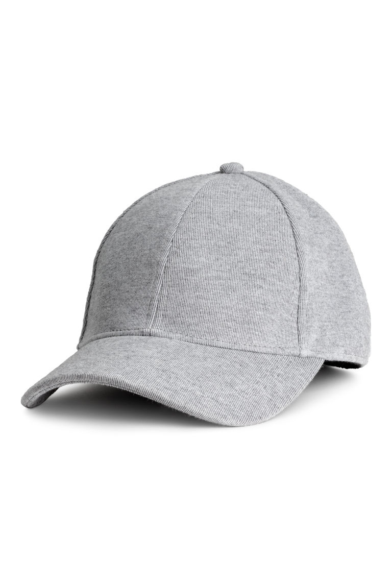 Cap - Dark grey - Men | H&M GB