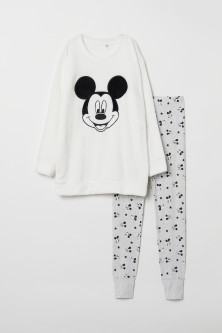 Pajama Top and Leggings