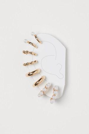 8-pack Ear CuffsModel