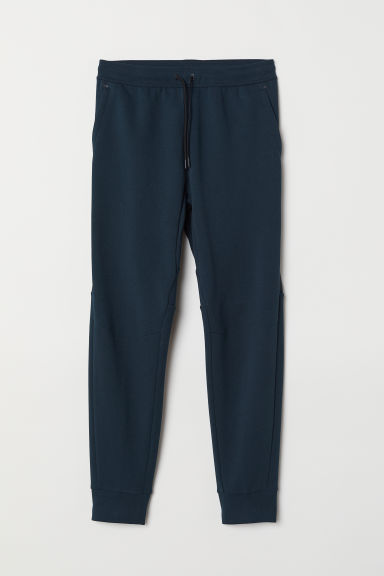 Sports joggers - Dark blue - Men | H&M
