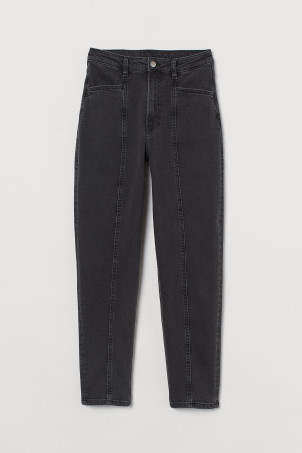 Mom Loose-fit High Jeans