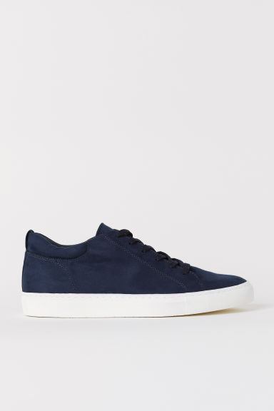 Trainers - Dark blue - Men | H&M