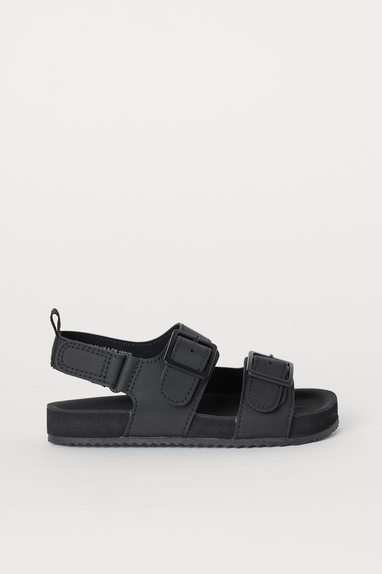Sandals - Black - Kids | H&M