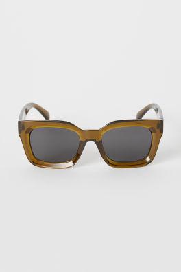 Солнцезащитные очки - Актуальные тренды онлайн   H M RU 0b5a58bb17e