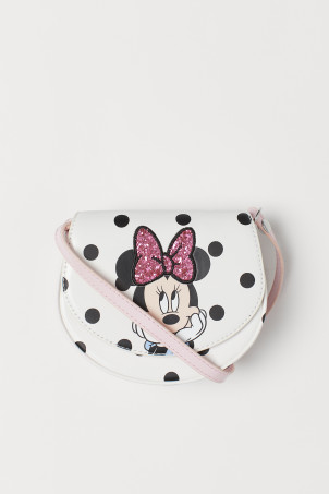 Dotted Shoulder Bag