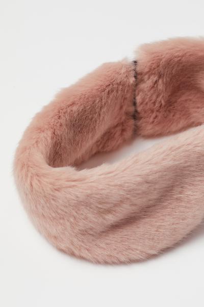 H&M - Cinta en pelo sintético - 2