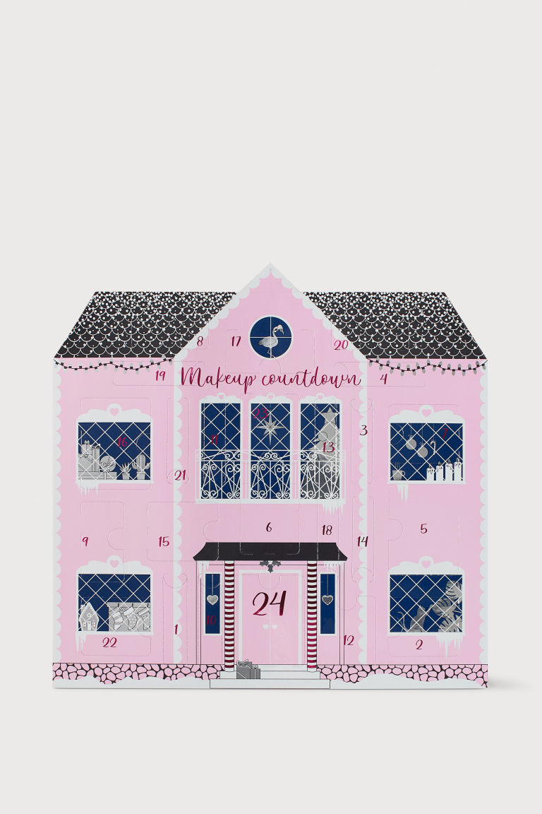 Adventskalender met make-up - Roze - DAMES | H&M NL