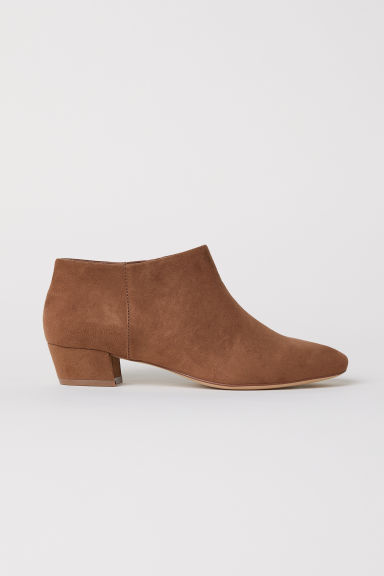 Ankle boots - Brown -  | H&M GB
