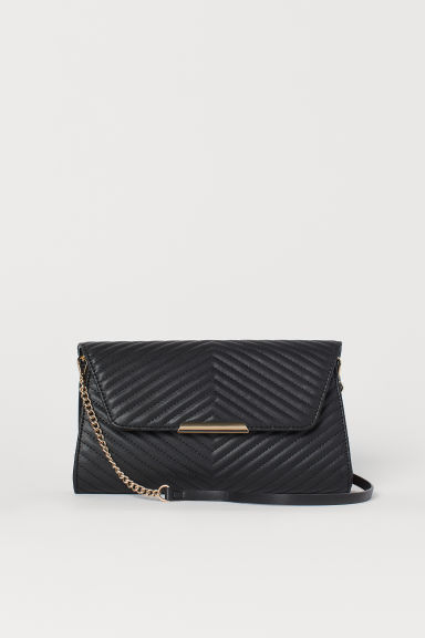 Clutch - Nero - DONNA | H&M IT