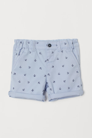 Cotton shortsModel