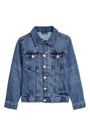 Denim jacket - Denim blue -  | H&M CN