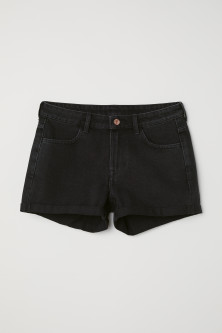 Shorts in denimModello