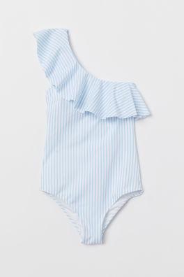 ff53b7df548c Costume de bain asymétrique