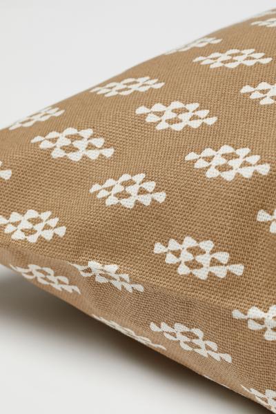 H&M - Canvas cushion cover - 2