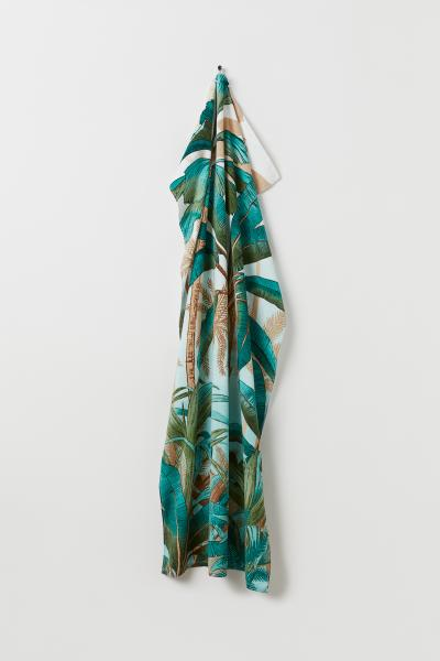 H&M - Patterned beach towel - 1