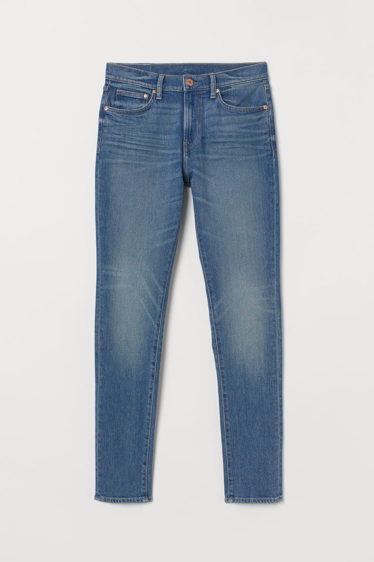 Skinny Jeans - Denim blue - Men | H&M CN